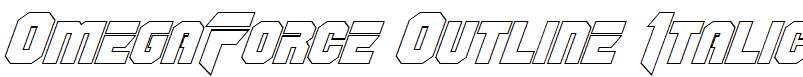 OmegaForce-Outline-Italic-copy-1-