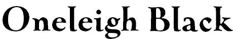 Oneleigh-Black
