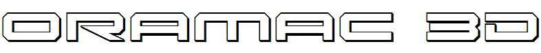 Oramac-3D