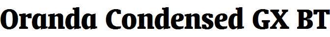 Oranda-Bold-Condensed-GX-BT
