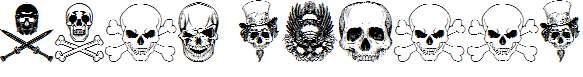 only-skulls
