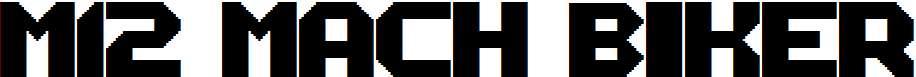 M12_MACH-BIKER