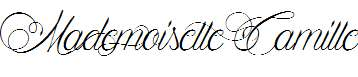 Mademoiselle-Camille