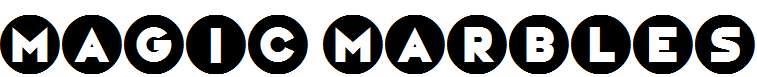 Magic-Marbles-Italic