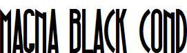 Magna-Black-Condensed