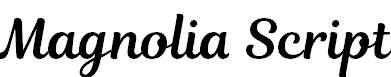 Magnolia-Script