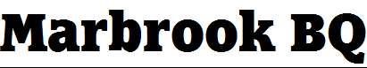 Marbrook-Bold