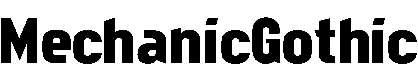 MechanicGothic-Regular