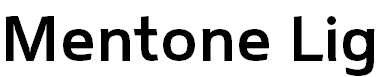 Mentone-SemiBold