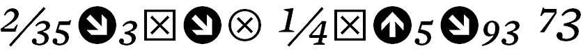 MercuryNumericG3-Italic