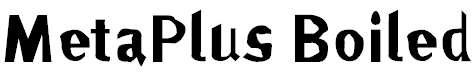 MetaPlus-Boiled