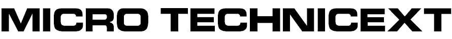 MicroTechnicExtBold