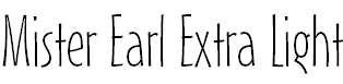 MisterEarlBT-ExtraLight