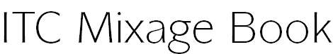 MixageITCbyBT-Book