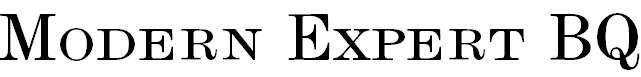 ModernExpertBQ-ExtendedSC