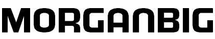 MorganBig-Bold