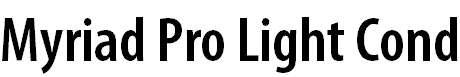 MyriadPro-SemiboldCond