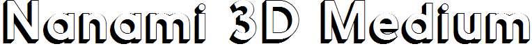 Nanami-3D-Med