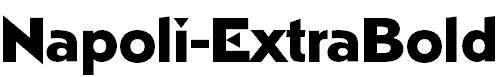 Napoli-ExtraBold