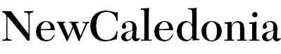 NewCaledonia-SemiBold