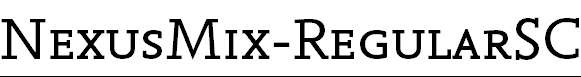 NexusMix-RegularSC