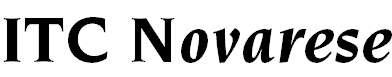 Novarese-BoldItalic