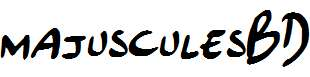 majusculesBD