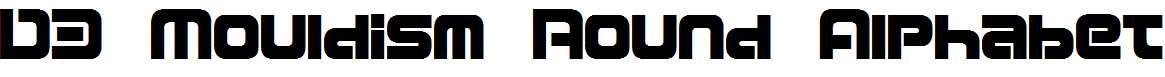 D3-Mouldism-Round-Alphabet