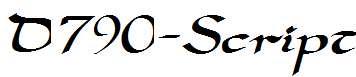 D790-Script-Regular
