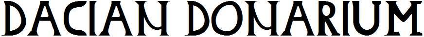 Dacian-Donarium