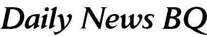 DailyNewsBQ-MediumItalic