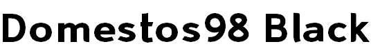Domestos98-Black