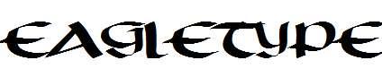 EAGLETYPE-Regular