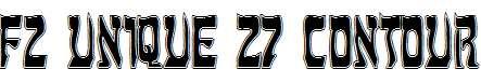 FZ-UNIQUE-27-CONTOUR
