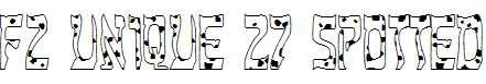 FZ-UNIQUE-27-SPOTTED