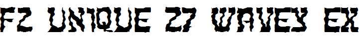 FZ-UNIQUE-27-WAVEY-EX