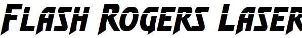 Flash-Rogers-Laser