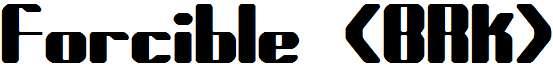 Forcible-BRK-