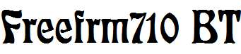Freefrm710-BT
