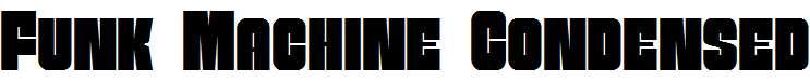Funk-Machine-Condensed