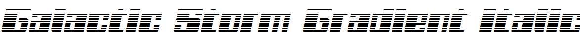 Galactic-Storm-Gradient-Italic