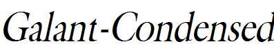 Galant-Condensed-Italic-1-