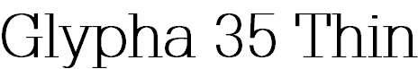 Glypha-Thin
