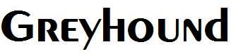 Greyhound-Bold