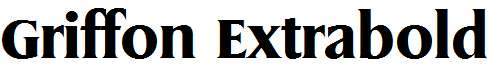 Griffon-Extrabold