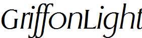GriffonLight-Italic