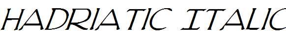 Hadriatic-Italic