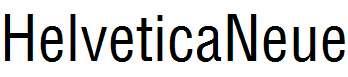 HelveticaNeue-Medium