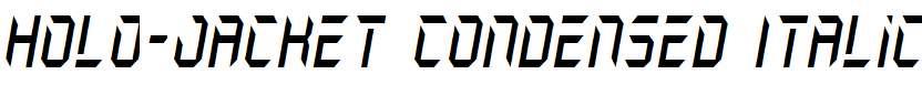 Holo-Jacket-Condensed-Italic
