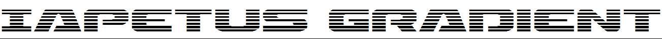 Iapetus-Gradient-Regular